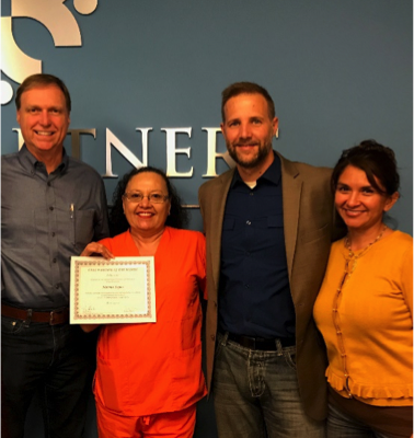 Norma Lopez Joined Care Partners