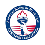 Certified Employer of American Board of Home Care