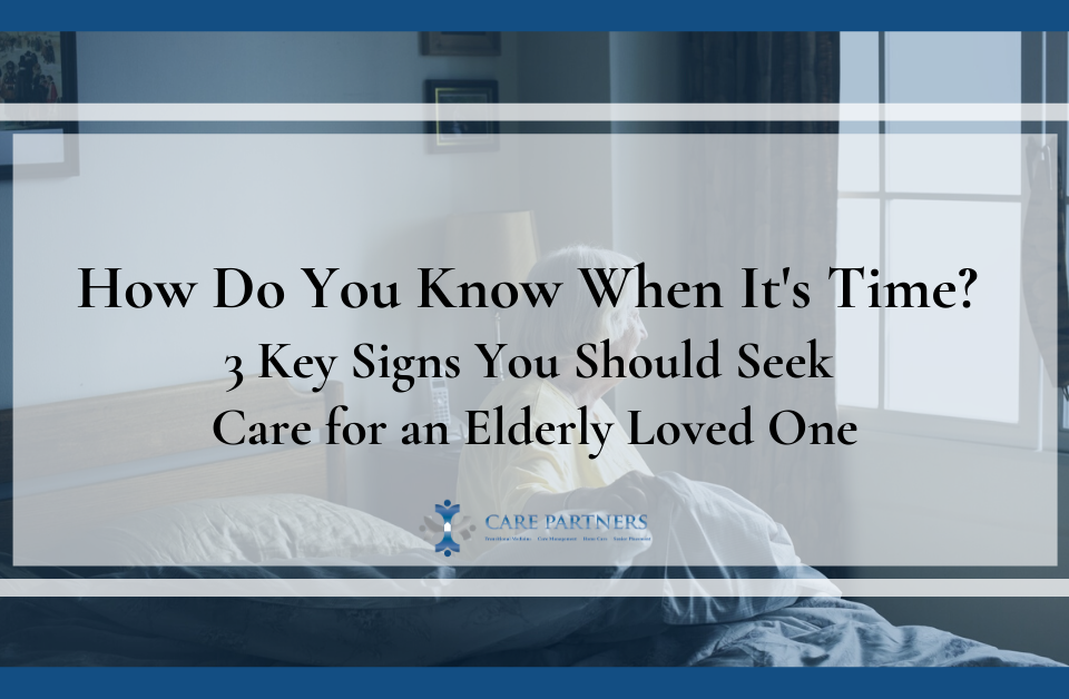 Care for an Elderly Loved One