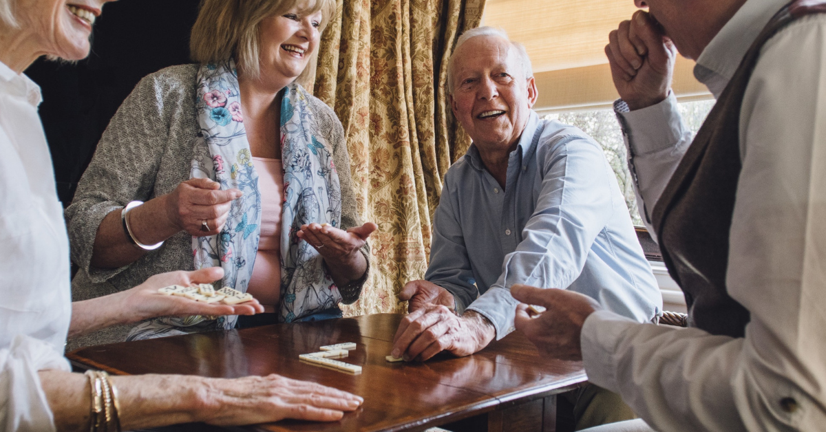 Enjoyable Activities for Seniors With Limited Mobility