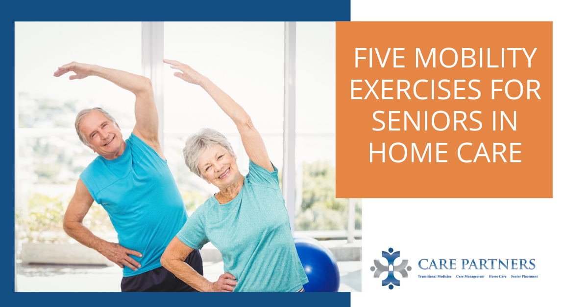 Mobility Exercises for Seniors