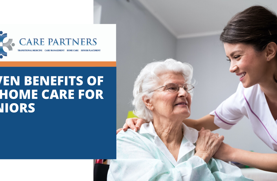 Benefits of In-Home Care
