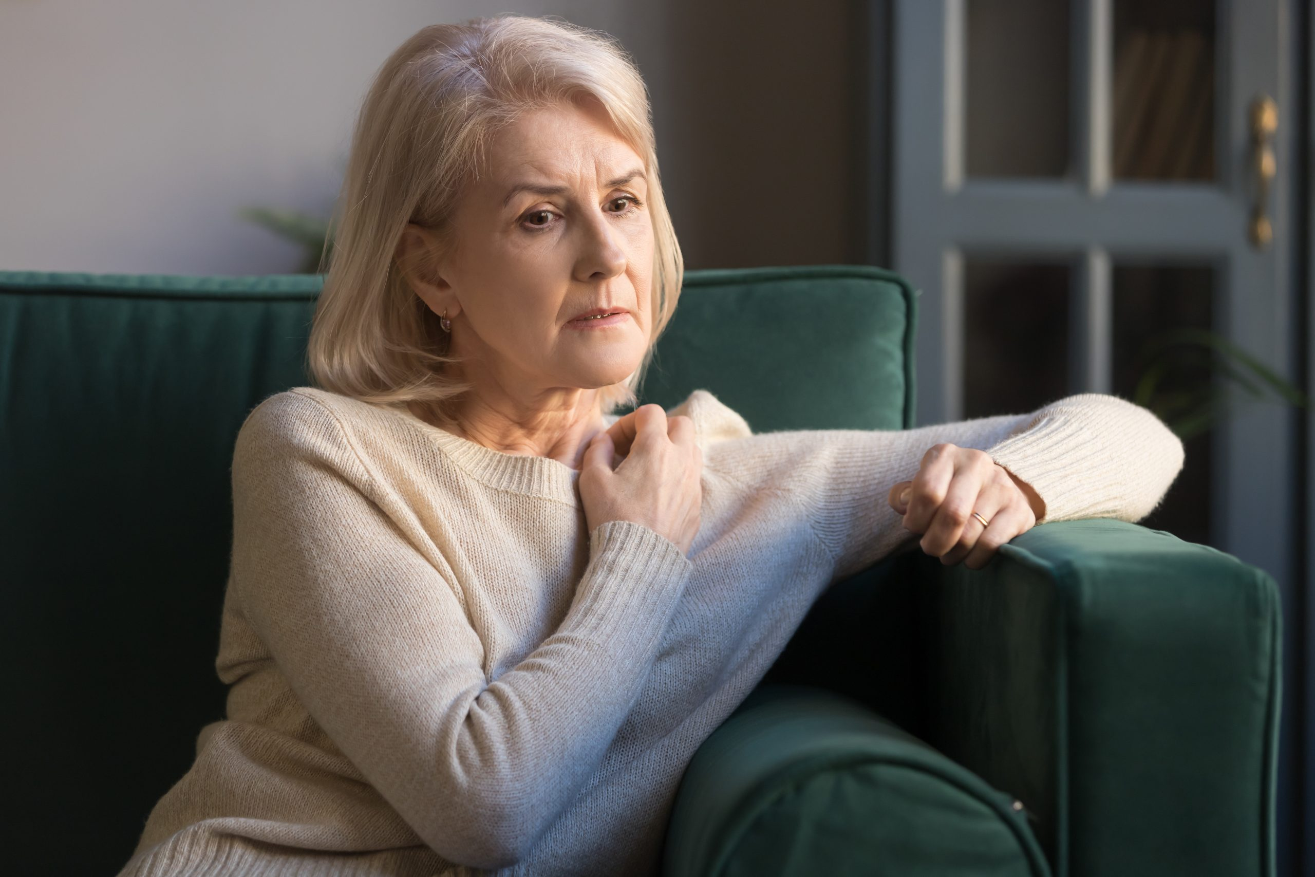 Anxiety in Elderly Individuals